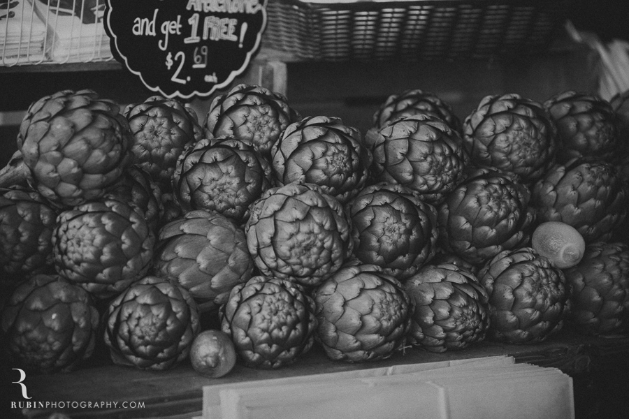 castroville artichoke photos by Rubin Photography Napa Food Photographer0004