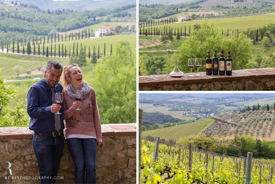 Tuscany Italy Wine and Vineyard Photography at Villa Branca by Rubin Photography001