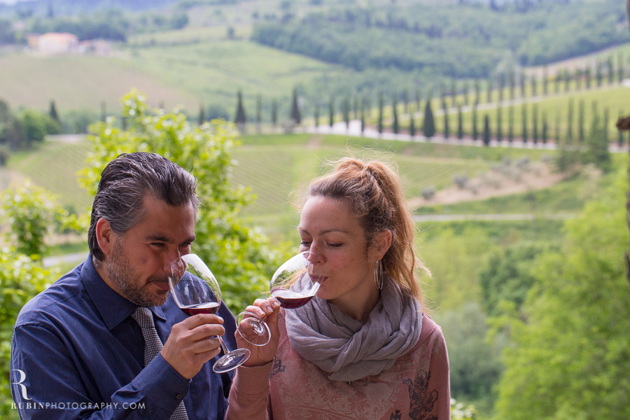Tuscany Italy Wine and Vineyard Photography at Villa Branca by Rubin Photography002