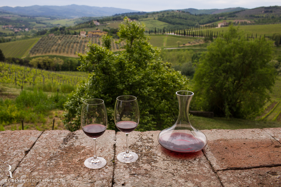 Tuscany Italy Wine and Vineyard Photography at Villa Branca by Rubin Photography019