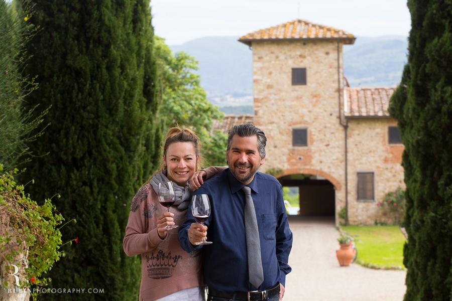 Tuscany Italy Wine and Vineyard Photography at Villa Branca by Rubin Photography020