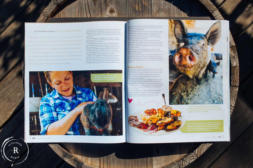 Zaza Kitchenapa and Sonoma Food Photography 3