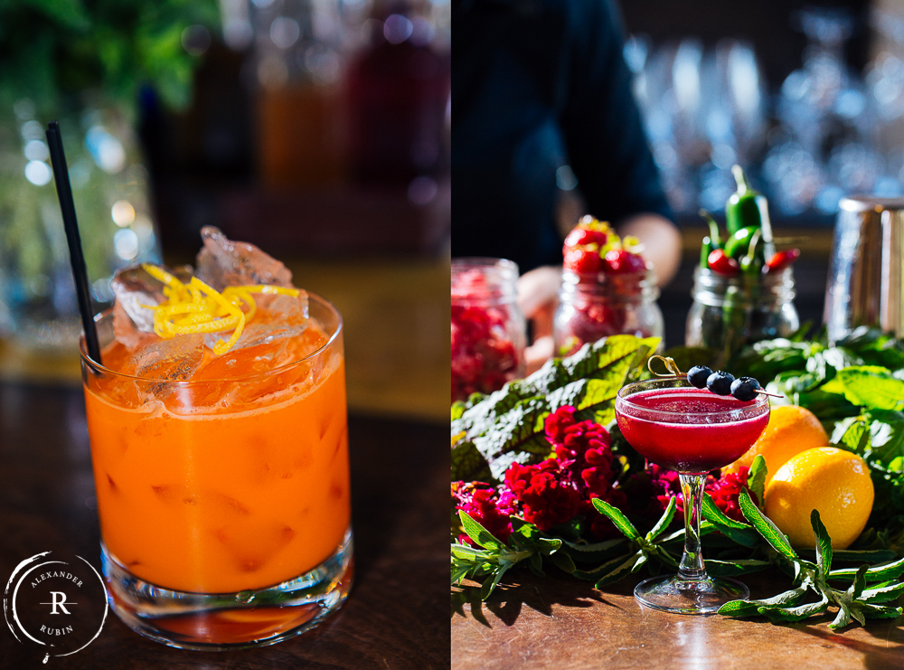 Lucy Restaurant And Bar Alexander Rubin Photography