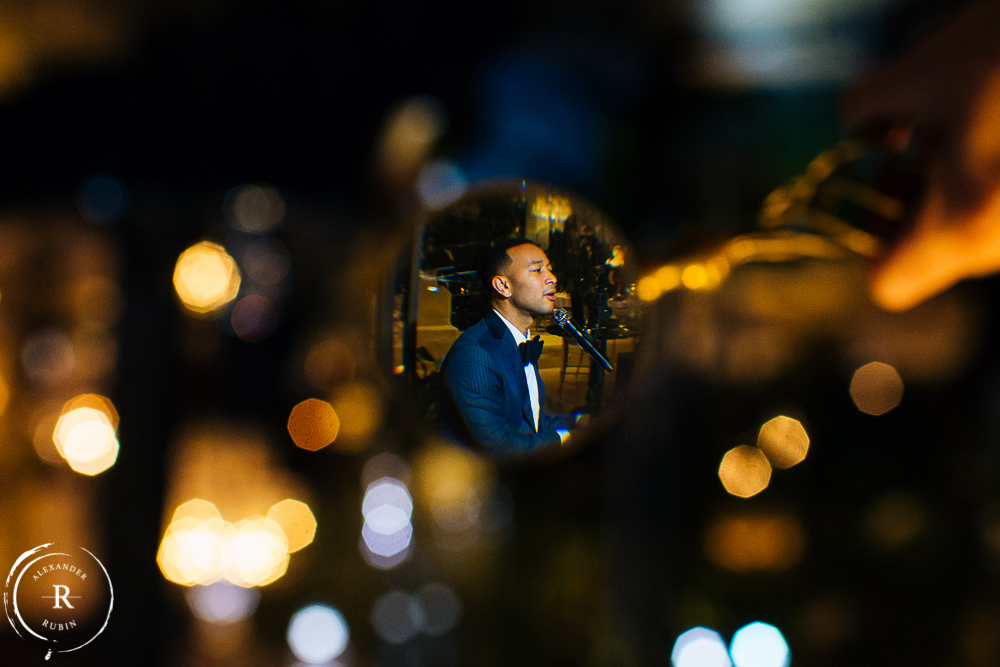 John Legend Photographed by Napa Valley Celebrity Photographer Alexander Rubin