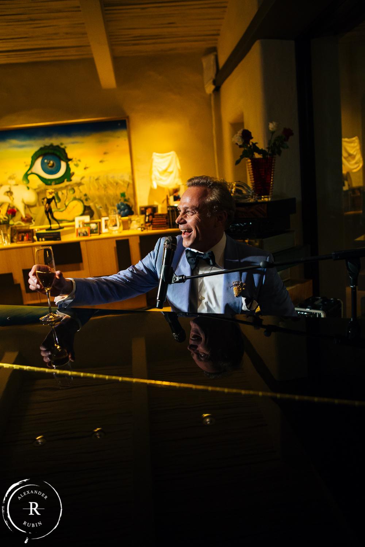 John Legend photographed by Alexander Rubin Photography
