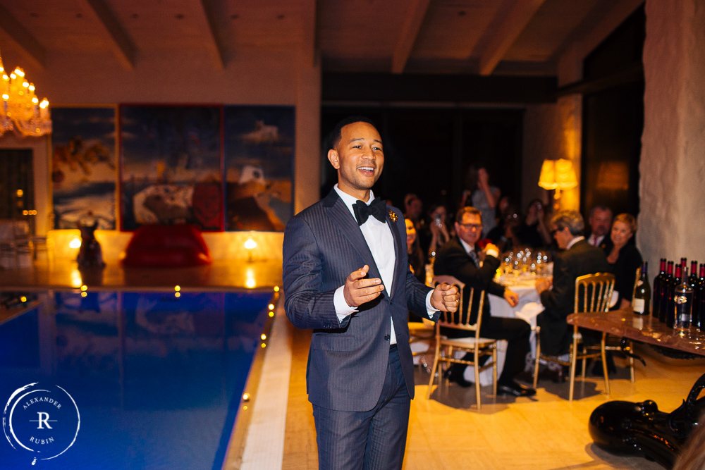 John Legend Photographed by Celebrity Photographer Alexander Rubin