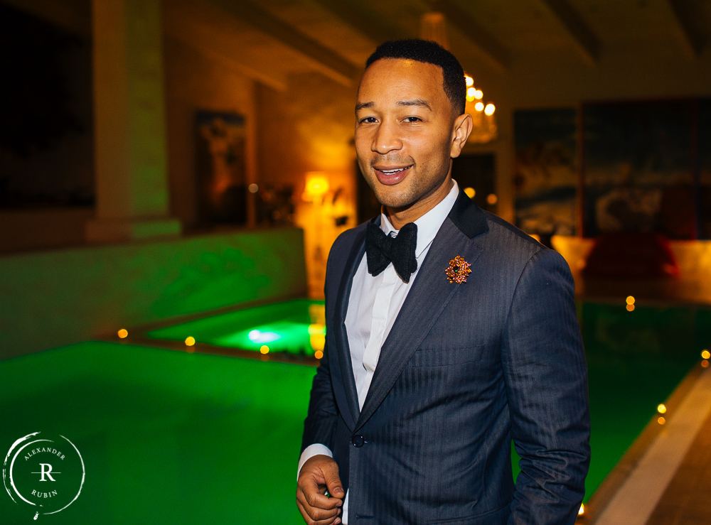 Napa Valley Celebrity Photographer Alexander Rubin John Legend