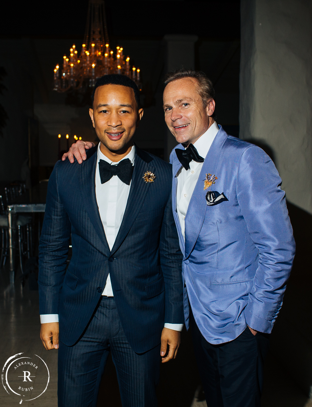 JC Boisset John Legend Napa Celebrity Photographer Alexander Rubin